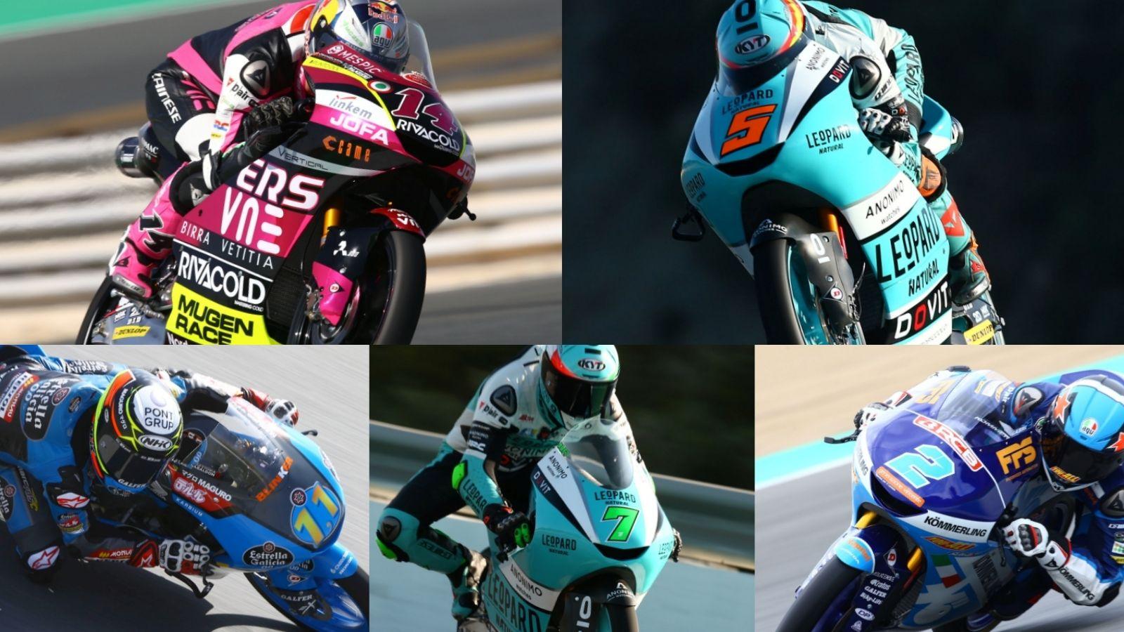 Moto3 2020 Pilotos Motos Equipos Calendario 7 Espanoles Y Cinco Favoritos