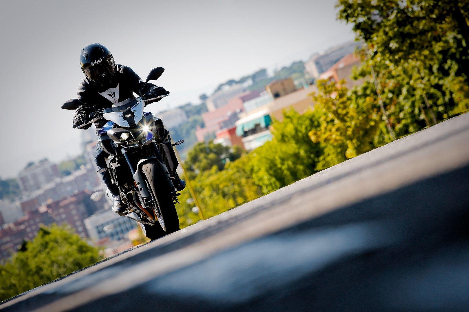 Yamaha MT-10, la naked más deportiva de la marca de los