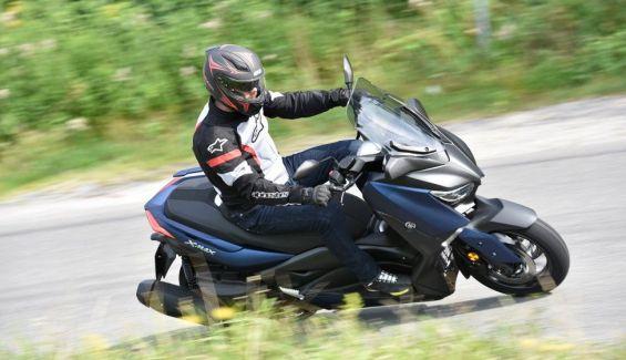 Yamaha X Max 400 Prueba Ficha Técnica Y Primeras Impresiones