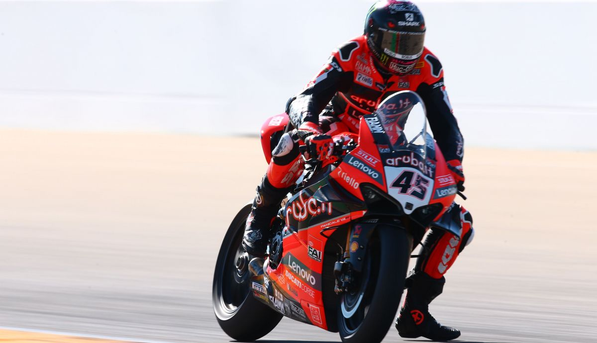 Scott Redding no ha logrado convencer a Ducati para volver a MotoGP
