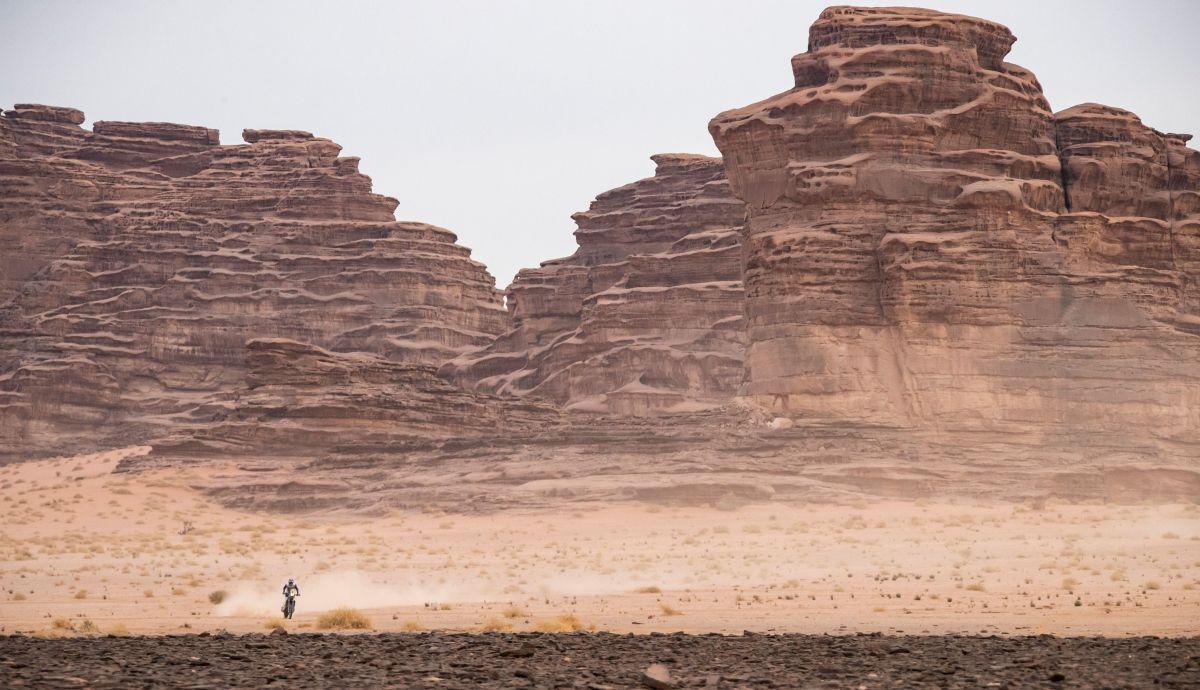 Adrien Van Beveren rompió el último día para consumar el desastre de Yamaha en el Dakar 2021