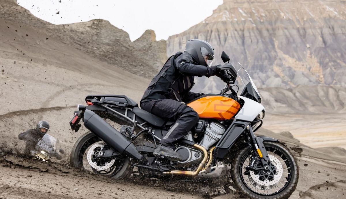 Harley Davidson Pan America 1250S 2021 11