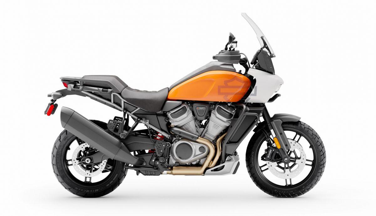 Harley Davidson Pan America 1250S 2021 05