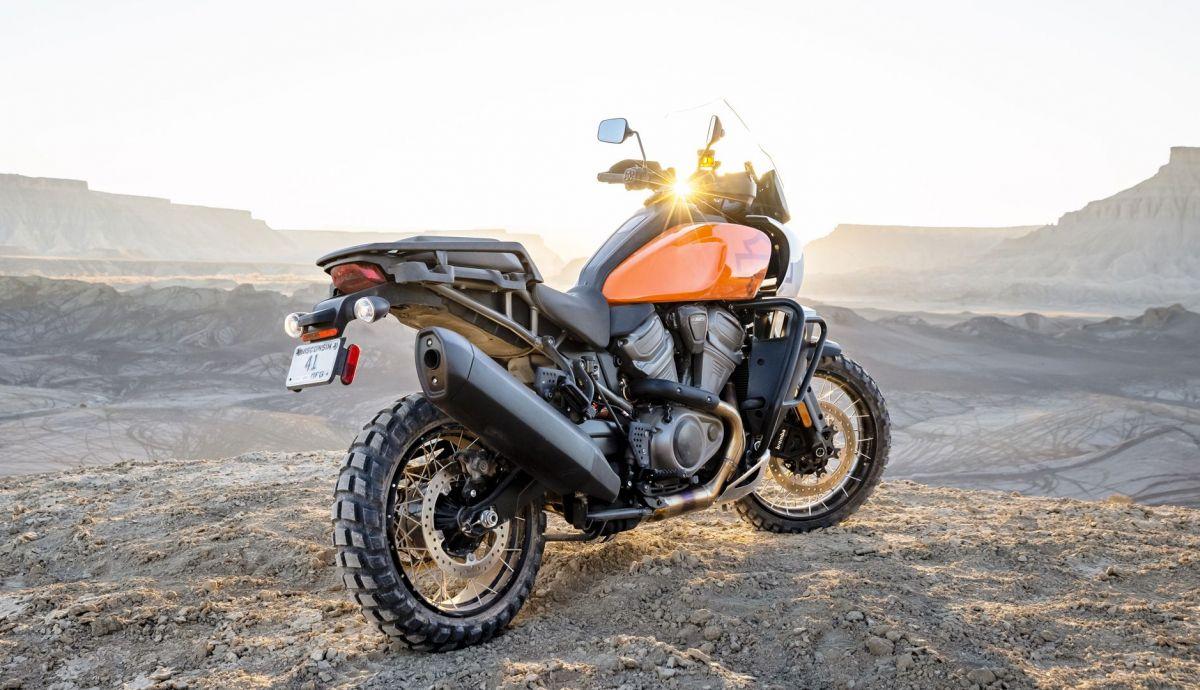 Harley Davidson Pan America 1250S 2021 08