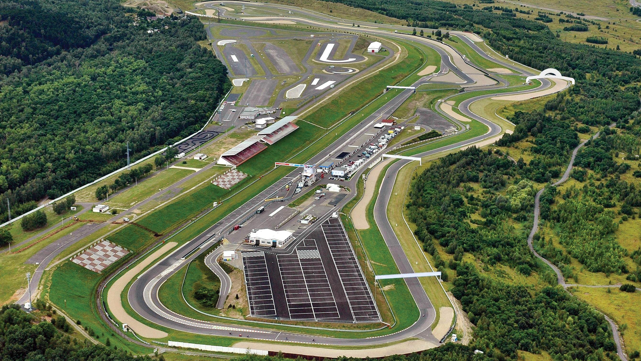 El Autodrom Most acogerá el WorldSBK desde este 2021