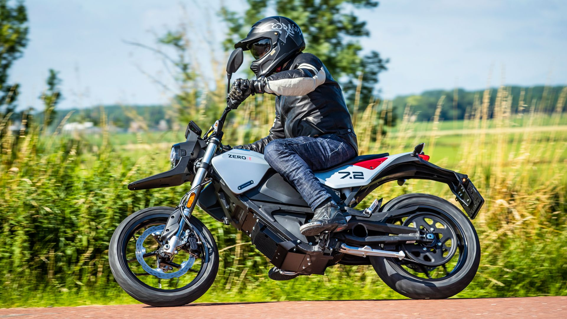 Zero XU Motorcycles, la nueva motocicleta eléctrica urbana