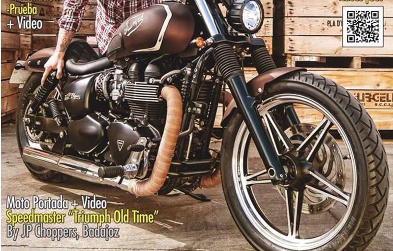 Motociclismo Triumph Speedmaster
