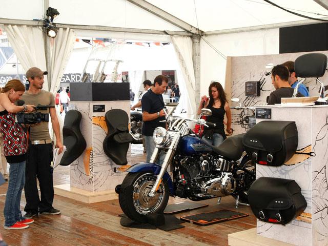 La experiencia Fit Shop de Harley-Davidson llega a España