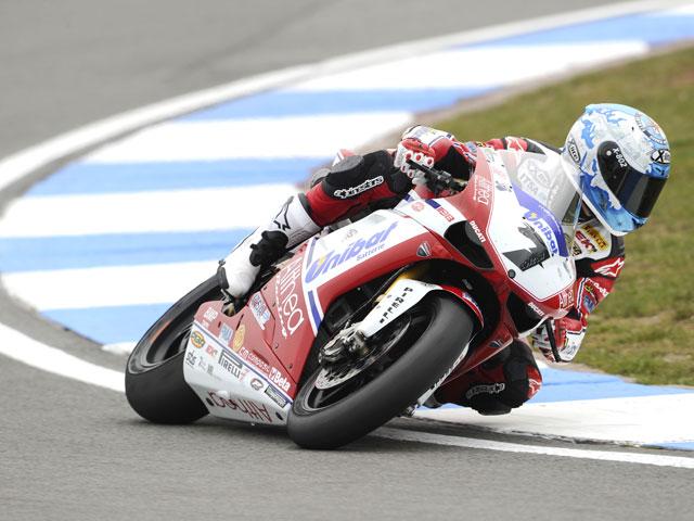 Tercera prueba del campeonato del mundo de Superbikes, en Assen