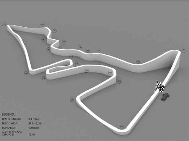 El Mundial de MotoGP, en Texas