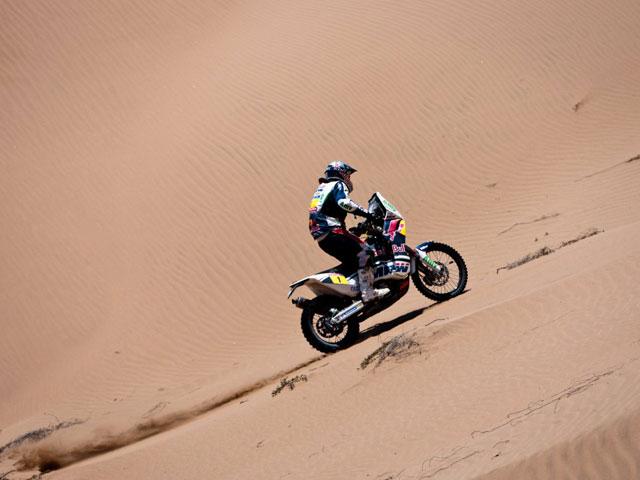 El Dakar 2012, presentado en Perú