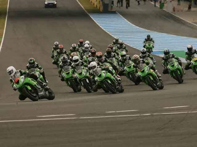 Kawasaki Ninja Cup 2011