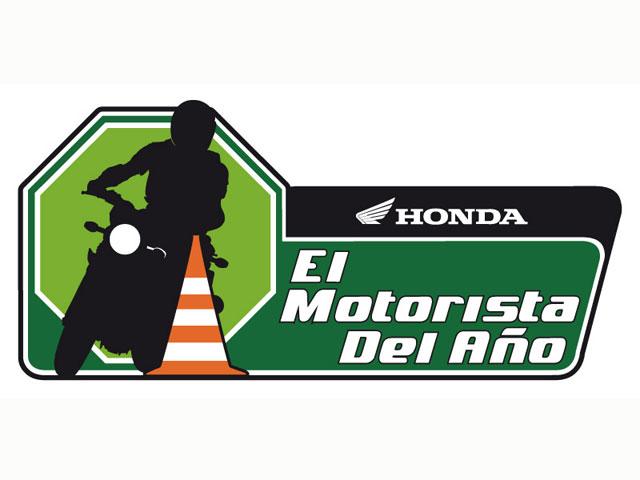 """Premio Honda al """"Motorista del Año"""""""