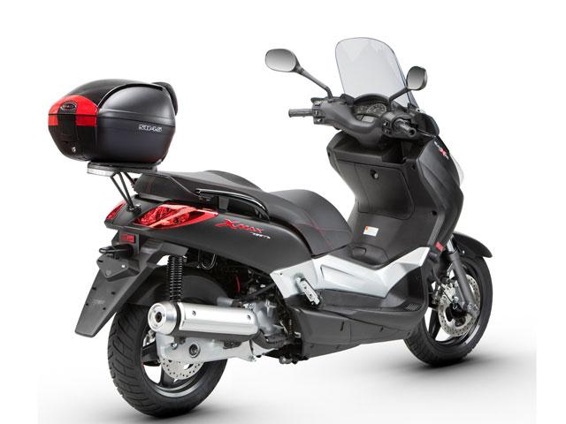 Accesorios Shad para tu Yamaha X-MAX 250/125