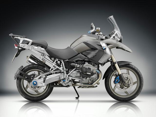 Nuevo Kit Rizoma para la BMW R 1200 GS