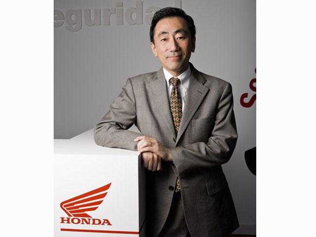 Yukitoshi Fujisaka, nuevo presidente de Montesa Honda