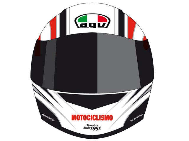Casco Motociclismo 60 Aniversario