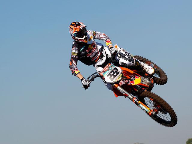 Cairoli contraataca en el Mundial de Motocross MX1