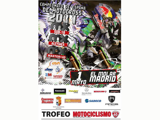Trofeo MOTOCICLISMO 60º Aniversario de Motocross