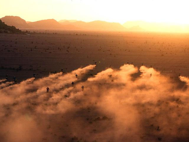 El Dakar vuelve a ponerse de luto