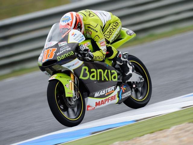 Tercer triunfo para Nico Terol en el Mundial de 125 cc