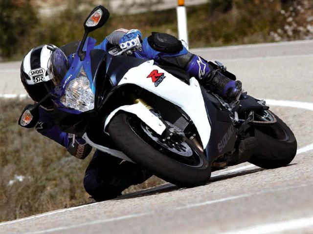 Motos ruteras y deportivas: Honda CBR 600F, Suzuki GSX 650F y Yamaha Diversion