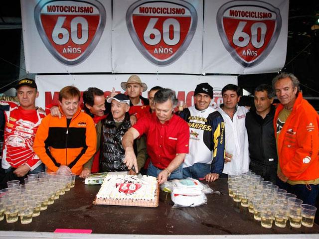 Motocross Motociclismo 60º Aniversario en El Molar