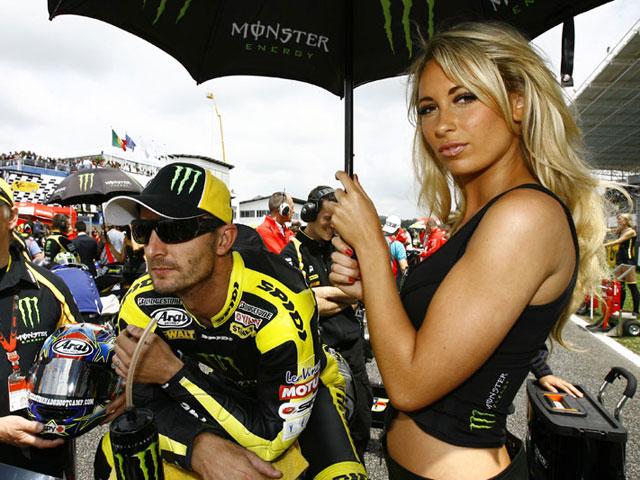 Galería de fotos de las chicas del Gran Premio de Portugal de MotoGP