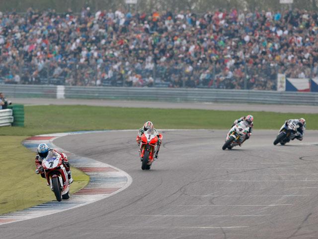 Las Superbike llegan a Monza