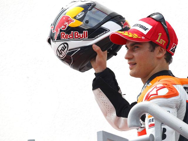 """Dani Pedrosa: """"Un buen piloto necesita talento, determinación y trabajo"""""""