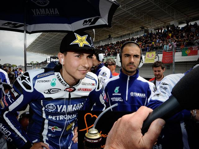 """Jorge Lorenzo: """"Mi objetivo en Le Mans es el podio"""""""