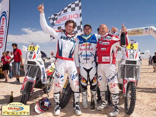 Helder Rodrigues gana el Rally de Túnez