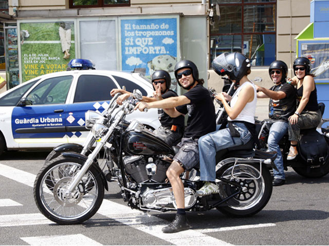 Harley-Davidson invita a todos a recorrer kilómetros solidarios