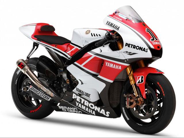 La Yamaha de Jorge Lorenzo para Assen y Laguna Seca