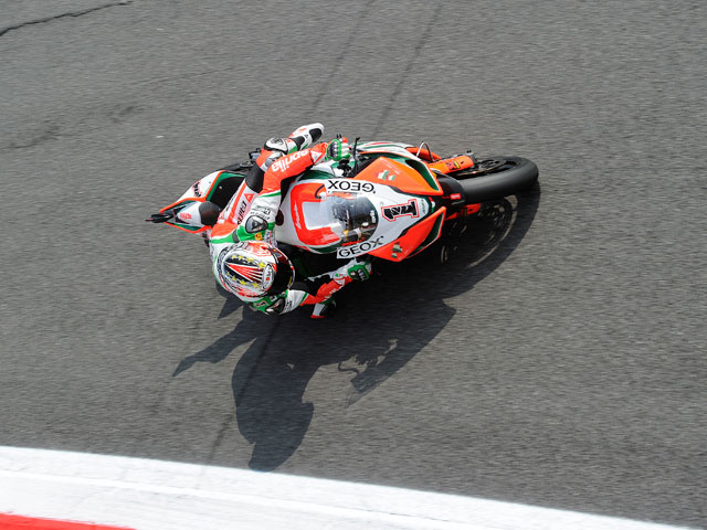 "Vídeo del ""Ride Through"" de Max Biaggi en Monza"