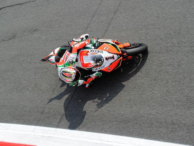 """Vídeo del """"Ride Through"""" de Max Biaggi en Monza"""