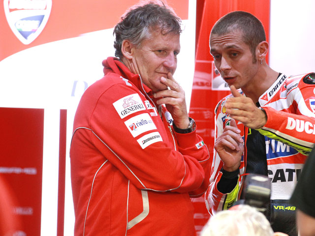 """Jeremy Burgess: """"Ducati debe aprender de los errores"""""""