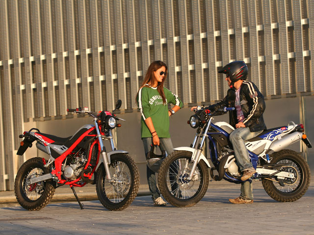 ANESDOR se opone al nuevo carné de moto