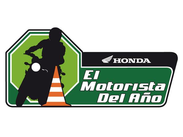 """Concurso Honda """"El Motorista del Año"""""""