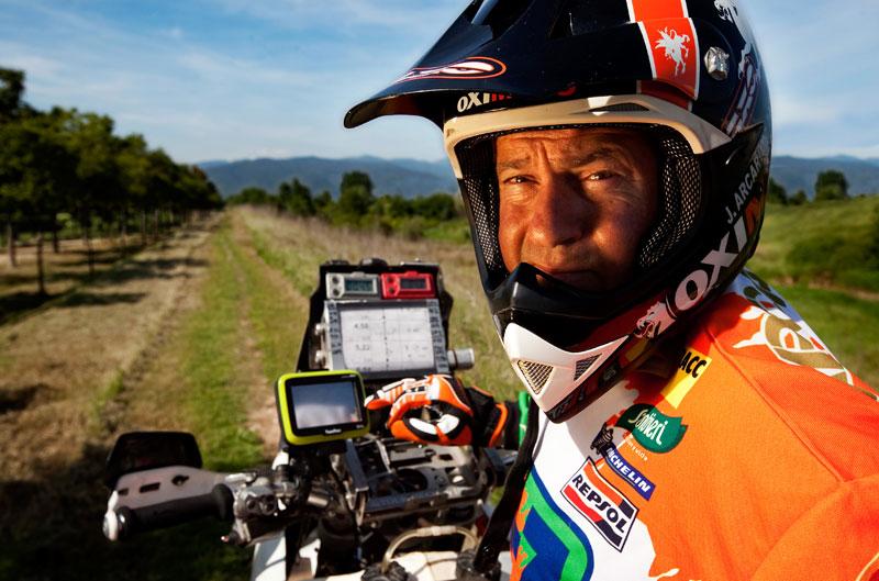 El único navegador GPS para asfalto y off-road