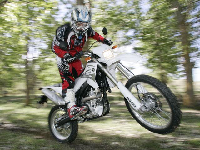 Yamaha WR 250R