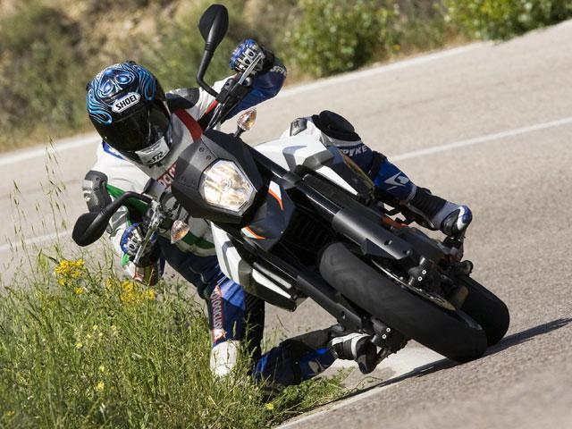 KTM 990 Supermoto R