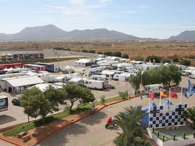 Nuevo paddock para el Circuito de Cartagena