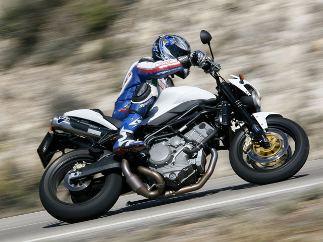 Moto Morini Corsaro 1200 Veloce