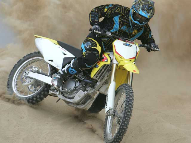 Suzuki RMZ 450 2010