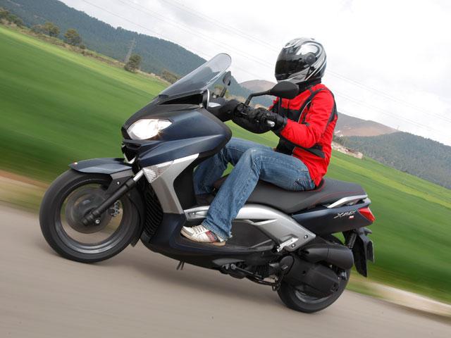 Yamaha X- Max 125