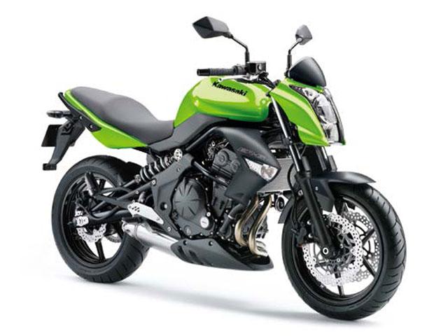 Las Kawasaki ER-6 del 2010, por 1.000 euros menos