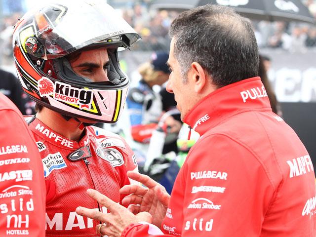 """Julián Simón: """"Me escaparía a Estados Unidos para hacer motocross"""""""