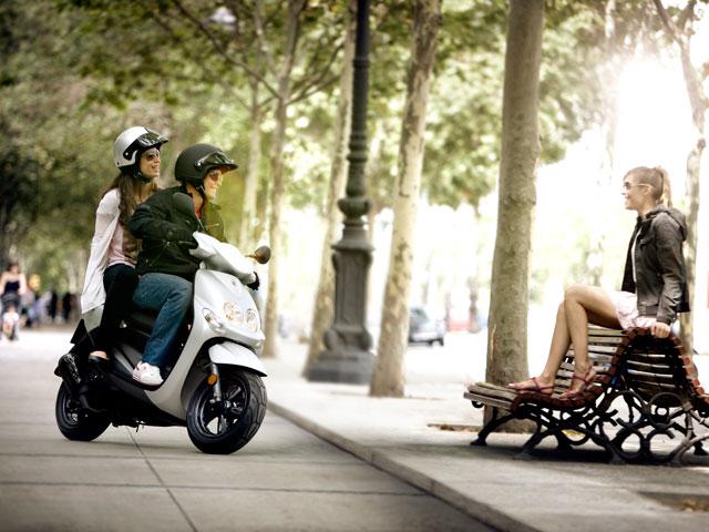 La Generalitat de Catalunya, a favor de la moto