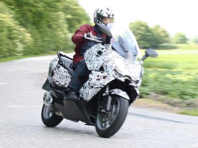 Más fotos del scooter BMW